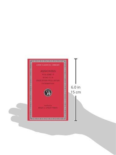 Ausonius, Volume II: v. 2 (Loeb Classical Library)