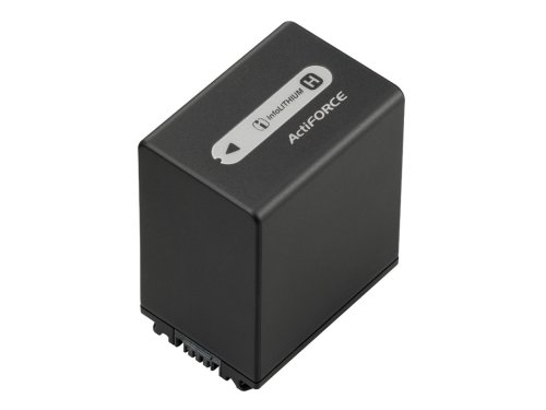 Sony NPFH100 H Series Actiforce Hybrid InfoLithium Battery for most Sony Camcorders