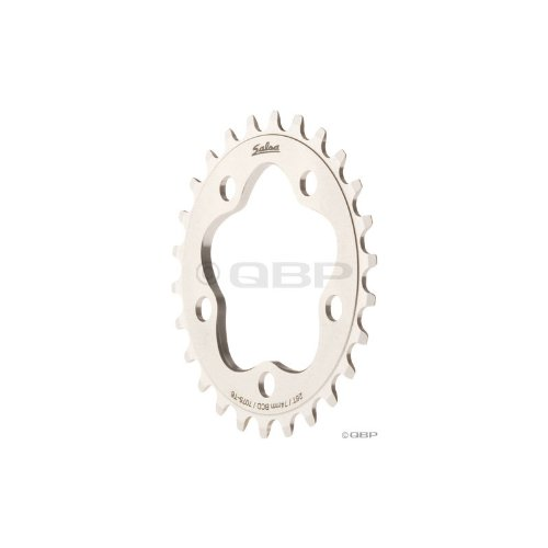 Salsa 26t 74mm 5-bolt Inner Chainring Silver