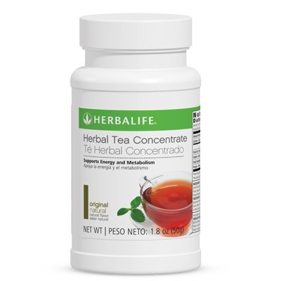 Herbalife Tea Concentrate Rasberry
