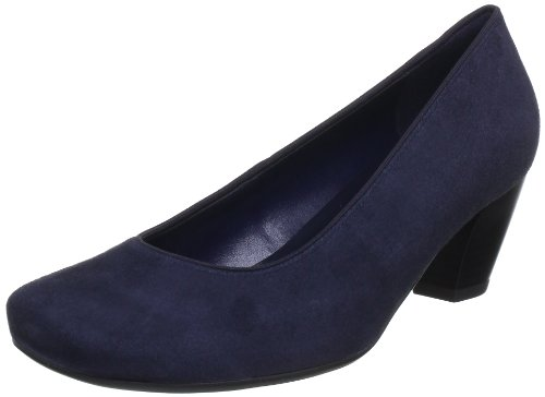 Jenny Messina Pumps Women blue Blau (blau) Size: 38.5