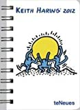 2012 Keith Haring Pocket Deluxe Diary
