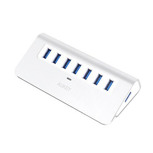 AUKEY USB3.0 ハブ 7ポート CB-H4