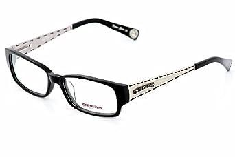 TRUE RELIGION Garrett Eyeglasses Black Optical Frames