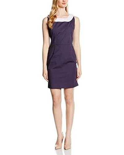 SPAGNOLO Vestido Azul Marino
