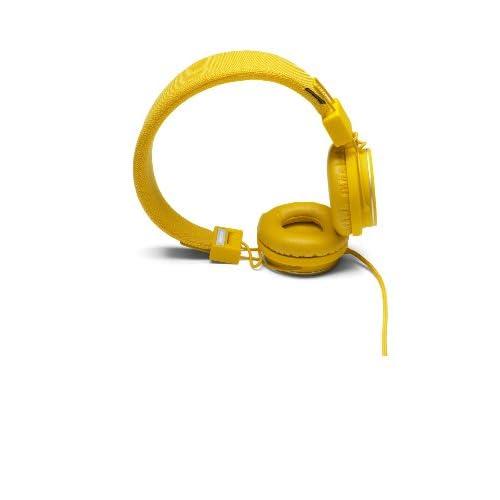 Urbanears?????????? The Plattan Headphones ?Mustard?の写真02。おしゃれなヘッドホンをおすすめ-HEADMAN(ヘッドマン)-