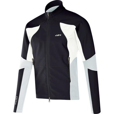 Buy Low Price Louis Garneau 2010 Men's Gemini 2 Cycling Jacket – Black – 1030102-020 (B001E8YXRI)