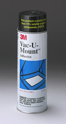 3M 6096 Vacumount Adhesive, 16.1 Ounce Net Weight front-562438