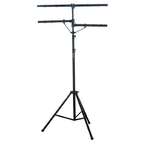 Pyle-Pro Ppls203 Dj Lighting Tripod Stand W/T-Bar/Dual Side Bar