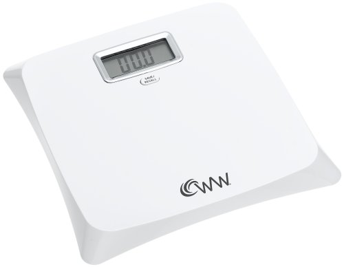 Cheap Weight Watchers WW14 Precision Electric Memory Scale, White (WW14D)