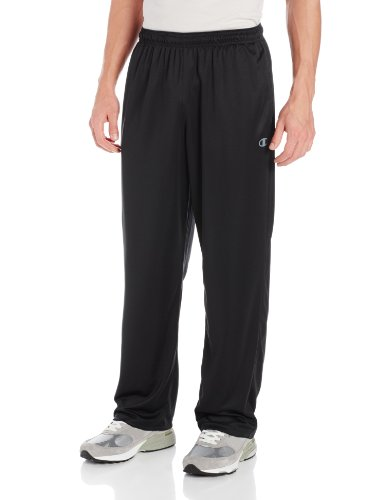 Champion Men's Powertrain Knit Training Pant, Black, Medium (Powertrain Champion compare prices)