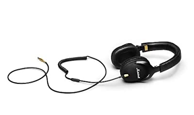 Marshall 04090800 Monitor Over-The-Ear Headphones - Black from Marshall
