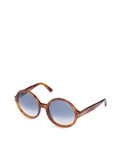 Tom Ford Women's TF369 Sunglasses, Havana As You See