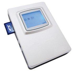 Boitier externe 2,5   avec lecteur de cartes mémoire