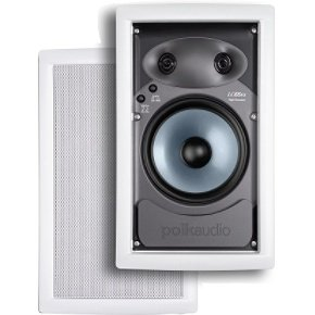 Polk Audio Lc65Fx (Pr) 2-Way In-Wall Speakers