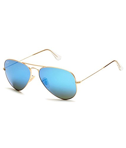 Ray-Ban RB3025 112/17 Medium Size 58 Aviator Sunglasses