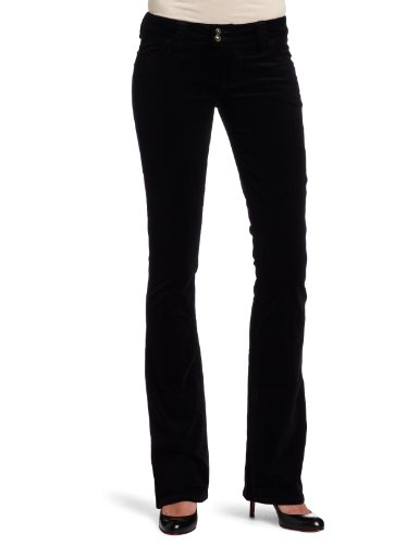 Twisted Heart Women's Ricky Stretch Cord Straight-leg Pant
