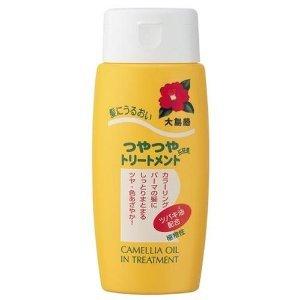 Oshima Tsubaki Camellia Oil Hair Treatment Shiny