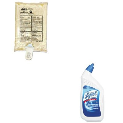 KITRAC74278CTRCP750111 - Value Kit - Rubbermaid Autofoam Hand Soap Refill (RCP750111) and Professional LYSOL Brand Disinfectant Toilet Bowl Cleaner (RAC74278CT)