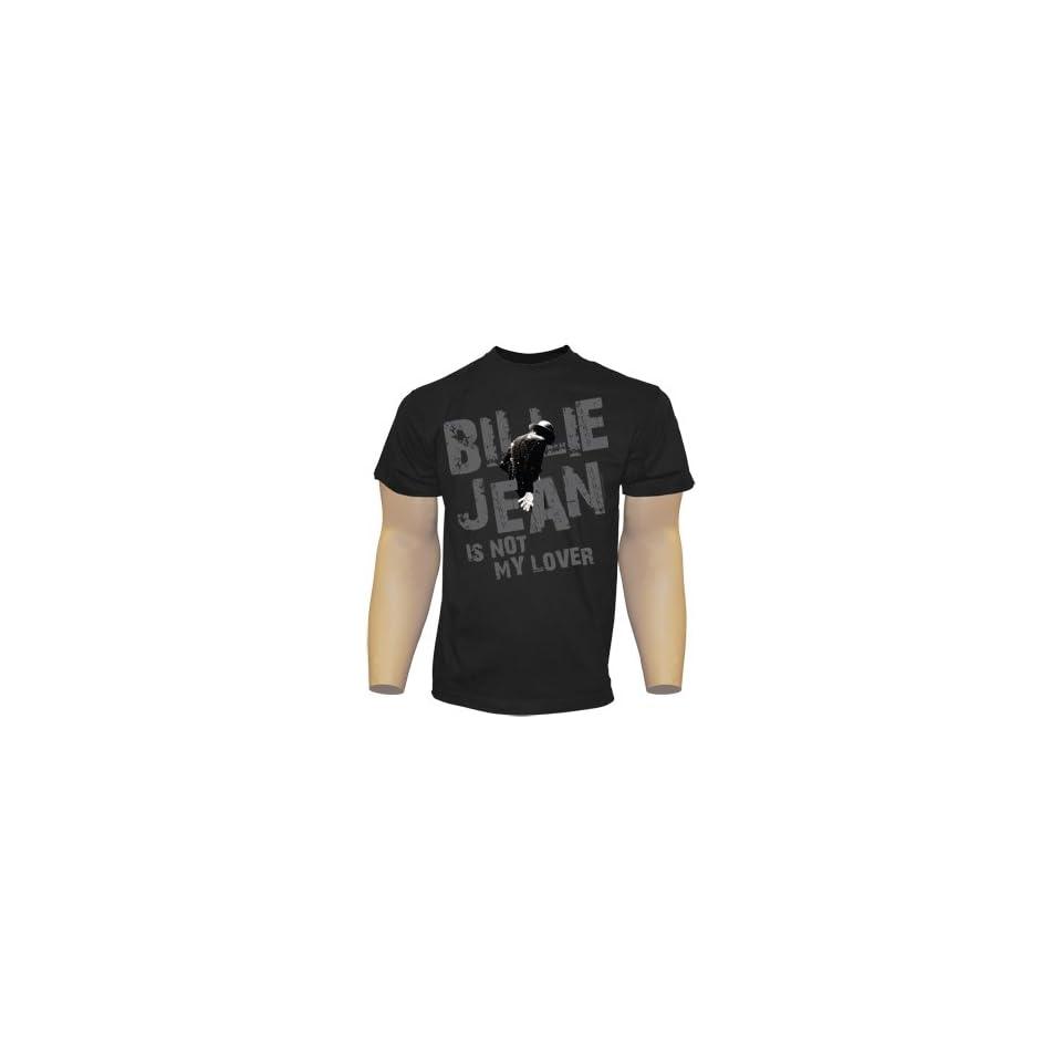 Michael Jackson   Billie Jean T Shirt Toys & Games
