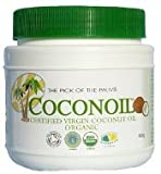 Coconoil - Organic Virgin Coconut Oil - 460g