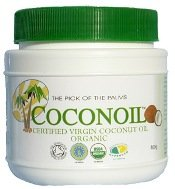 Coconoil - Organic Virgin Coconut Oil - 3 x 460g (Triple Pack)