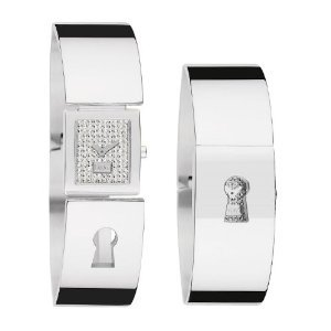 Dolce & Gabbana DW0252 Spy Me Ladies Stainless Steel Bangle Watch