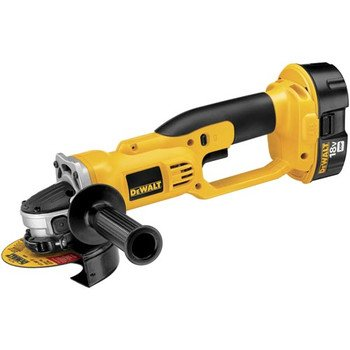 DEWALT DC411KA 18V Cordless XRP™ 4-1/2-Inch Cut-Off Tool Kit