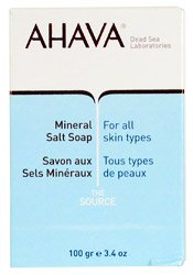 Ahava Mineral Salt Soap, 3.4oz