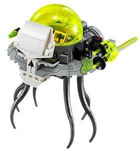LEGO DC Brainiac's Skull Ship Minifigure [Loose] by DC Comics