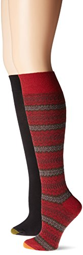 Gold Toe Womens Swiss Knee High Sock…