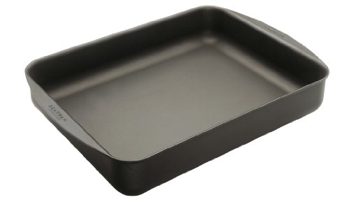 ScanPan Ceramic Titanium Classic Rectangular Roasting Pan, 39X27cm