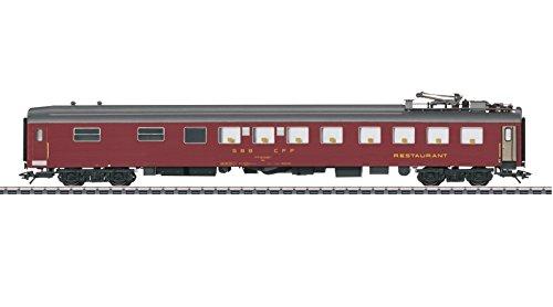Mrklin-43874-Speisewagen-SBB