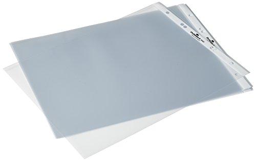 Durable-856519-Sichthlle-fr-Tisch-Flipchart-1-Beutel--10-Stck-farblos