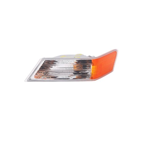 TYC 12-5284-00-1 Jeep Patriot Front Left Replacement Turn Signal Lamp (Jeep Patriot Front Bumper compare prices)