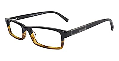 Calvin Klein Collection Eyeglasses CK7723 031 Black Havana Demo 51 16 140