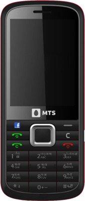 MTS CG131 (Dual SIM, Black)