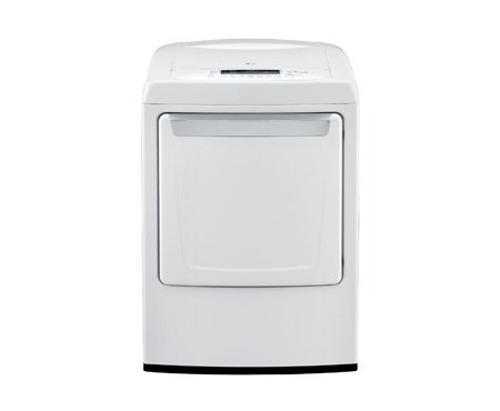 Lg Dlg1102 7.3 Cu. Ft. Ultra Large Capacity Gas Dryer With Sensor Dry And Flowsense Technol, White front-19655