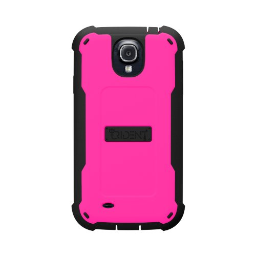 Trident Case Cy-Sam-S4-Pnk Cyclops Series Protective Case For Samsung Galaxy S4/Gt-I9500 - 1 Pack - Retail Packaging - Pink