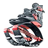 Kangoo Jumps Kids Power Shoe (Color: Black / Red)