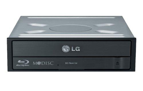 LG Masterizzatore e Lettore Blu-ray BD-R DL, XL, SL e LTH, DVD CD DVD-RAM BH16NS40
