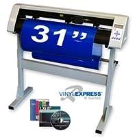 Sign warehouse vinyl express cutter 31 w ve lxi for Craft vinyl cutter reviews
