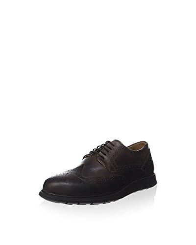 Lumberjack Zapatos de cordones Illinois Negro
