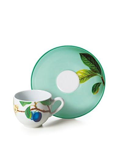 JoyFul Christmas Confezione 6 Tazze Caffe'C/P Le Printemps verde