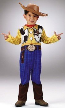 Toy Story Woody Kids Costume, 78