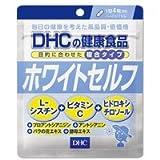 DHC 20日分目的に合わせた複合タイプ ホワイトセルフ