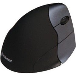 Evoluent VerticalMouse 3 Wireless Right Hand Mouse - Silver/Black