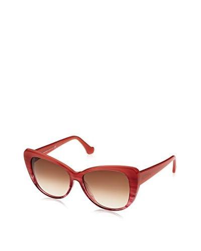 Balenciaga Occhiali da sole 0016_44F (57 mm) Corallo