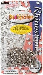 SAS Be Dazzler Rhinestone Refill 150/Pkg Clear BDZ-RHST; 4 Items/Order