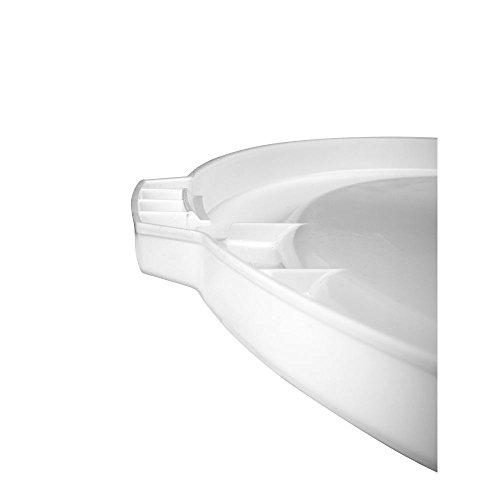 Round couvercle Couvercle Brute Conteneur pour L653 121,1 bin litre.